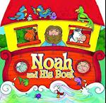 Noah and His Boat (Candle Playbook)