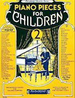 Piano Pieces for Children (nr. 2)