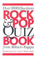 Rock & Pop Quiz Book