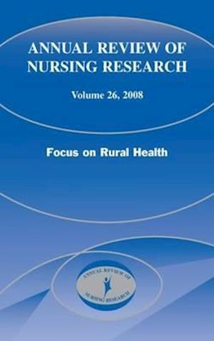 Bog, hardback Annual Review of Nursing Research, Volume 26