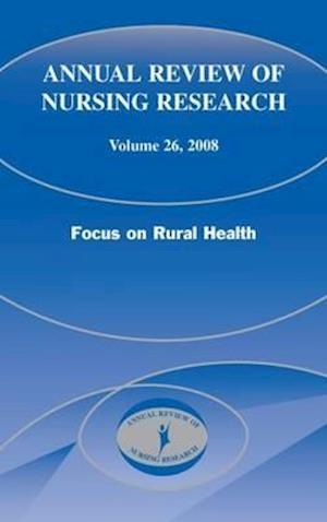 Bog, hardback Annual Review of Nursing Research af Joyce J. Fitzpatrick