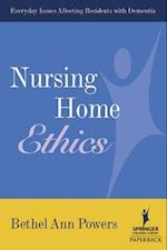 Nursing Home Ethics