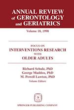 Annual Review of Gerontology and Geriatrics, Volume 18, 1998
