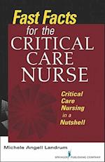 Fast Facts for the Critical Care Nurse (Fast Facts (Springer))