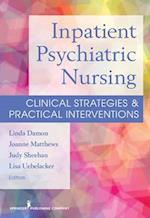 Inpatient Psychiatric Nursing