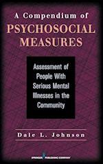 A Compendium of Psychosocial Measures af Dale L. Johnson