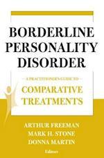 Borderline Personality Disorder (Comparative Treatment)