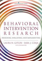 Behavioral Intervention Research