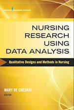 Nursing Research Using Data Analysis