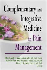 Complementary and Integrative Medicince in Pain Management