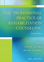 Professional Practice of Rehabilitation Counseling, Second Edition