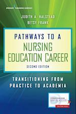 Pathways to a Nursing Education Career