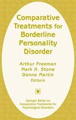 Comparative Treatments for Borderline Personality Disorder (Comparative Treatments for Psychological Disorders)