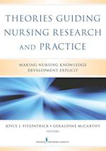 Theories Guiding Nursing Research and Practice af Joyce J. Fitzpatrick