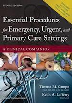 Essential Procedures in Emergency, Urgent, and Primary Care Settings af Theresa M. Campo