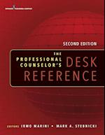 Professional Counselor's Desk Reference, Second Edition