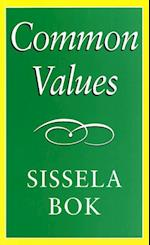 Common Values (The Paul Anthony Brick Lectures)