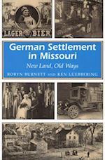 German Settlement in Missouri (Missouri Heritage Readers Series)