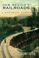 New Mexico's Railroads af David F. Myrick