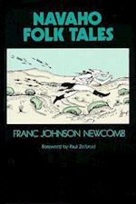 Navaho Folk Tales af Franc Johnson Newcomb