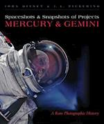 Spaceshots and Snapshots of Projects Mercury and Gemini
