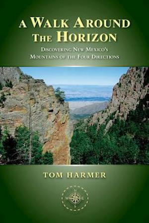 Bog, paperback A Walk Around the Horizon af Tom Harmer