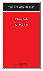 Novels af Wilhelm Raabe