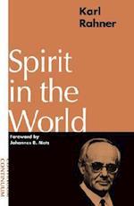 Spirit in the World af Karl Rahner