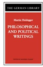 Philosophical and Political Writings (GERMAN LIBRARY, nr. 76)
