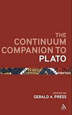 The Continuum Companion to Plato af Press