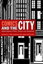 Comics and the City af Jorn Ahrens
