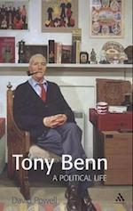 Tony Benn af David Powell