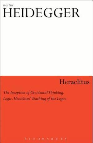 Bog, paperback Heraclitus af Martin Heidegger