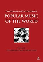 Continuum Encyclopedia of Popular Music of the World af Michael Seed