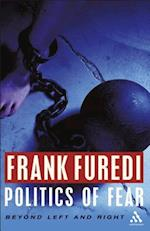 Politics of Fear af Frank Furedi