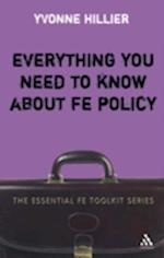 Everything You Need to Know About FE Policy