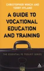 Guide to Vocational Education and Training af Christopher Winch