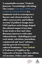 Literature, Politics and Culture in Postwar Britain