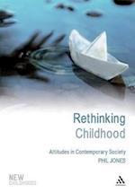 Rethinking Childhood af Phil Jones