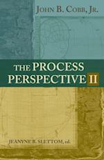 The Process Perspective II af John B. Cobb Jr.