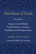 The Heart of Torah, Volume 2