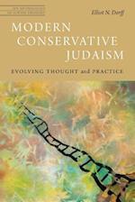 Modern Conservative Judaism (Jps Anthologies of Jewish Thought)