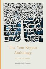 The Yom Kippur Anthology (JPS Holiday Anthologies)