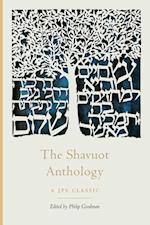 The Shavuot Anthology (JPS Holiday Anthologies)