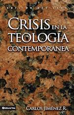 Crisis En La Teologia Contemporanea af Carlos Jiminez, Carlos Jim Nez, Carlos Jimenez