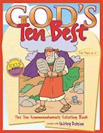 God's Ten Best af Shirley Dobson