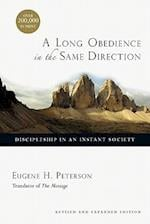 A Long Obedience in the Same Direction af Eugene H. Peterson