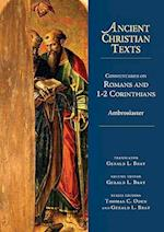 Commentaries on Romans and 1-2 Corinthians af Ambrosiaster