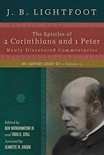 The Epistles of 2 Corinthians and I Peter (The Lightfoot Legacy Set)