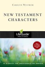 New Testament Characters (Lifeguide Bible Studies)